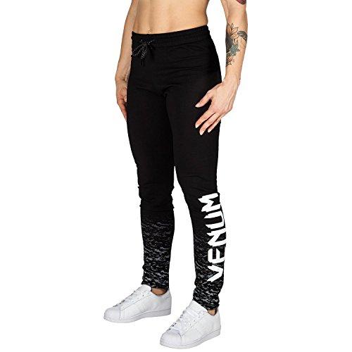 Venum Camoline Pantalon Femme, Noir/Blanc, FR : L (Taille Fabricant : L)