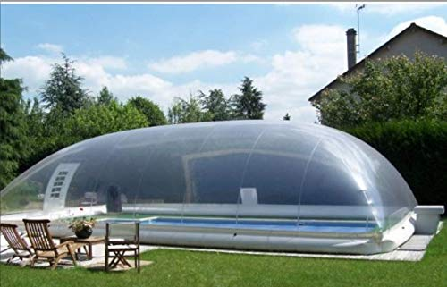 Abri Pool, aufblasbar, Dome, 8 x 5 m