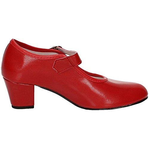 Creaciones Pasos de danza S.L.–Scarpa–Carleti 15Flamenco Rosso
