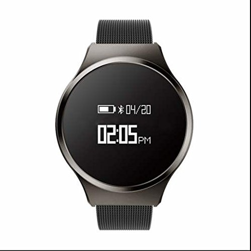 Fitness Armband Smartwatch Sport Armbanduhr Smart Bracelet,Herzfrequenz-Messgerät,Aktivitätstracker,sport uhr Übung Tracker,Handy-Suchfunktion für Android und iOS Smartphones