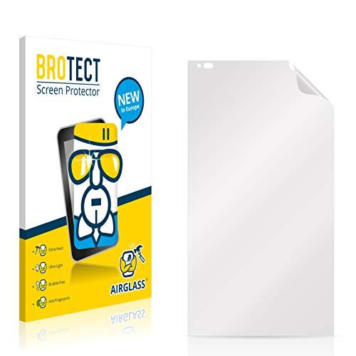 BROTECT Panzerglas Schutzfolie für HP Slate 6 VoiceTab II - Flexibles Airglass, 9H Härte, Anti-Kratzer