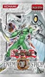 YuGiOh GX CCG Enemy of Justice Booster Pack [Toy] [Toy]