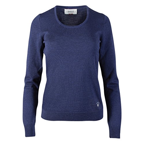 Dale of Norway - Pull pour femme Astrid, couleur Navy Mele