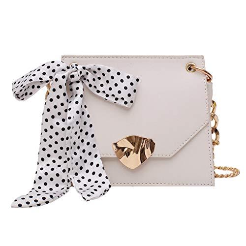 Kleine Damentasche Umhängetasche Citytasche Art- und Weisefrauen-Schal-wilde Kuriertasche Art- und Weiseschulter-kleine Tasche Handtasche