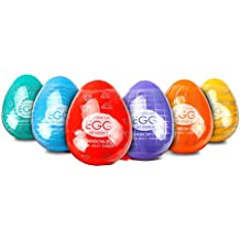 Sexual juguete para hombres,Masturbádor Huevo 6 Colores