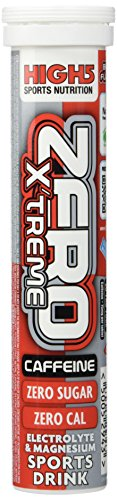 High5 Zero X'treme Berry (8 Tubes), 1er Pack (1 x 640 g) - Xtreme Berry