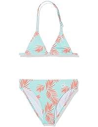 Calvin Klein Mädchen Print Triangle Bikini Set