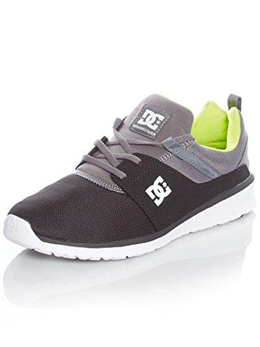 DC ShoesCOURT Graffik S M Shoe GYB - Pantufla Hombre, Color Gris, Talla 55