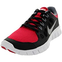 pretty nice 130da 1514d Nike Free 5.0 (GS) Laufschuhe distance red-metallic silver-black-clear
