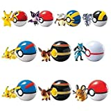 POKEMON Blister POKEBALL + PERSONNAGE Figure Assortment ALEATOIRE (random) Expédition SERIES CLIP AND CARRY