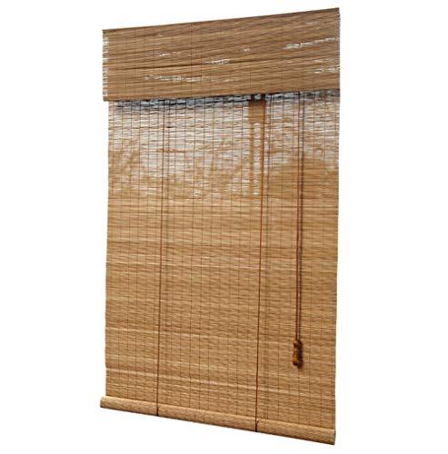 Bambus Vorhang Rollos, vertikale Verdunkelungsvorhänge, Bambus Jalousien, Innen-und Außenbereich, Studie Veranda Teestube Dekoration, kann angepasst Werden