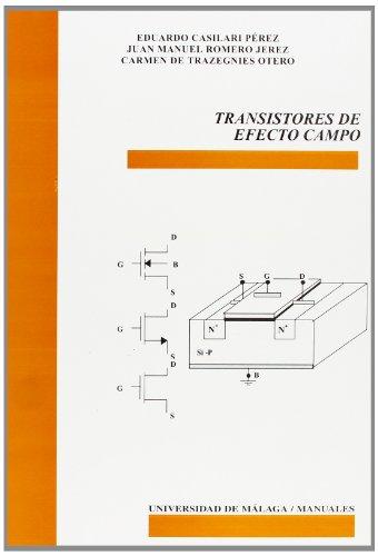 Transistores de efecto campo (Manuales)