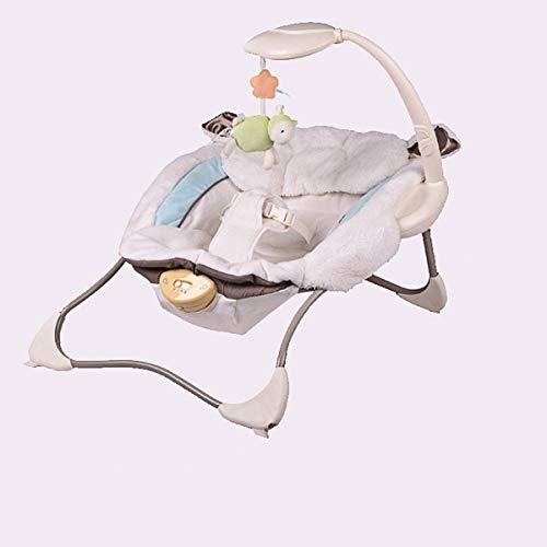 WXCymhy Sedia a Dondolo Multifunzionale for Bambini Sedia confortante for Bambini Sedia for Culla elettrica for Bambini Prodotto per Bambini
