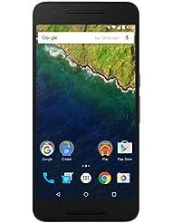 Huawei Nexus 6P 32GB 4G Gris - Smartphone (SIM única, Android, NanoSIM, EDGE, GSM, UMTS, WCDMA, LTE)