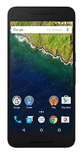 Huawei Nexus 6P Smartphone débloqué 4G (Ecran: 5,7 pouces - 32 Go - Simple Nano-SIM - Android) Acier