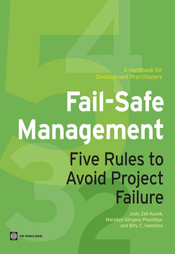 Fail-Safe Management: Five Rules to Avoid Project Failure (English Edition) -