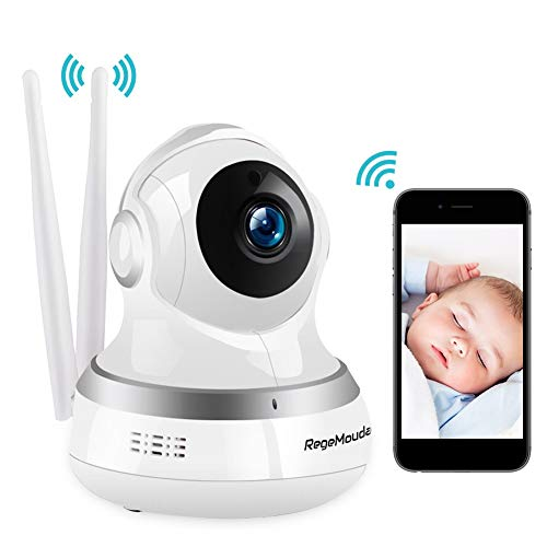 RegeMoudal Caméra Sécurité WiFi 1080P HD...