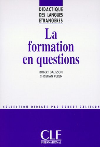 La Formation en questions