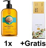 Wild Argan Oil Shower Gel (750ml) + Gratis Handlotion mit Arganöl + Geschenkverpackung. Zur...