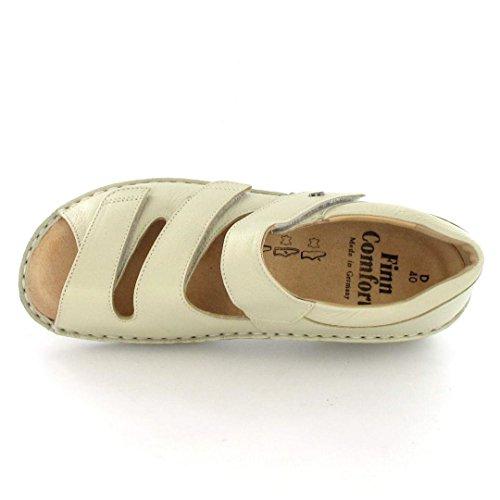 Finn Comfort Prophylaxe 96400 creme/Sponarind-43 h'beige