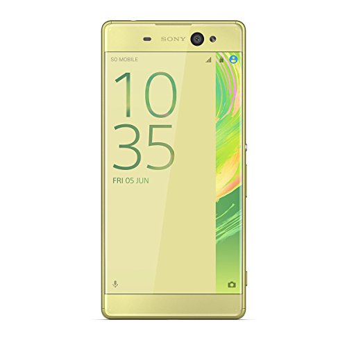 Sony Xperia XA Ultra Dual F3216 (Lime Gold) image