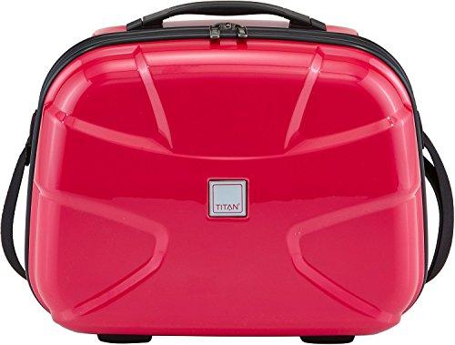 TITAN X2 Beautycase, fresh pink, 825702-28 Vanity, 38 cm, 23 liters, Rose (Fresh Pink)