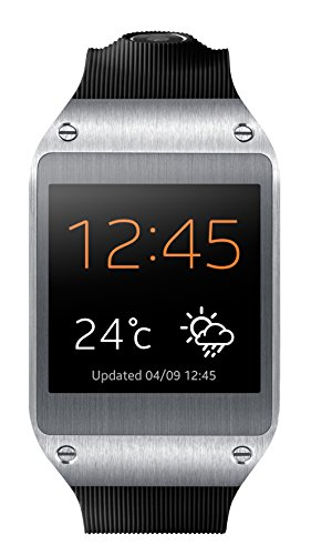 "Samsung Galaxy Gear - Smartwatch (pantalla 1.63"", cámara 1.9 Mp, 4 GB, 800 MHz, 512 MB RAM), negro"