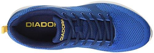 Diadora X Run Light, Chaussures De Course À Pied Pour Homme Bleu (summer Blue / Directoire Blue)