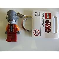 Lego Star Wars Nute Gunray Keychain