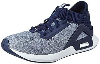 Men's Rogue Peacoat White Running Shoes-10 (4060978962195)