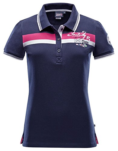 Marinepool Damen Mayflower Women Polo Navy