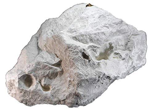 GOM Wasserspeier Quellstein ca. 45 x 36 x 32 cm Quelle (Fotos BEACHTEN) Zwerg Garten bruchfest PVC Deko 90261