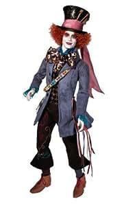 Barbie Tim Burton's Alice In Wonderland Mad Hatter Doll by Mattel, Inc. (English Manual)