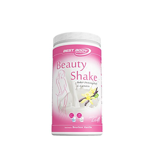 Best Body Nutrition Perfect Lady Beauty Shake Bourbon Vanille Proteinshake Protein Eiweißshake