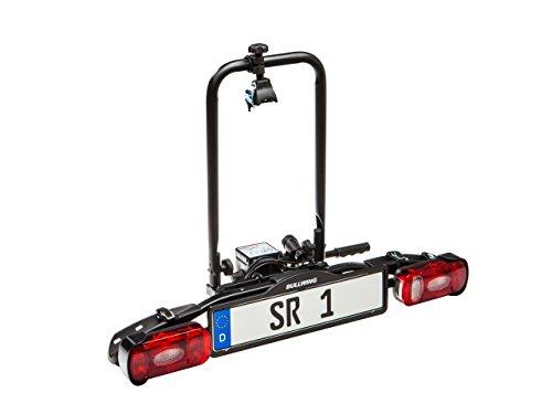 Bullwing Heckträger Fahrradträger SR1 Anhängekupplung E-Bike 1 Fahrrad Smart
