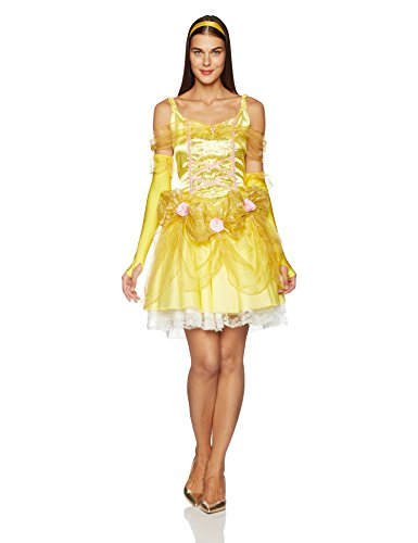 Disguise Disney Princess Belle Fab Deluxe L (12-14)