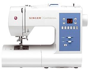 Singer Confidence 7465 - Máquina de coser de SINGER