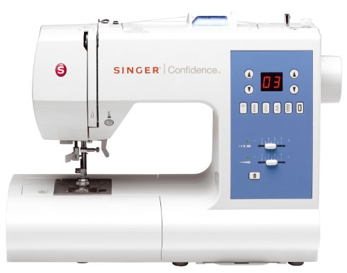 Singer Computernähmaschine Confidence 7465