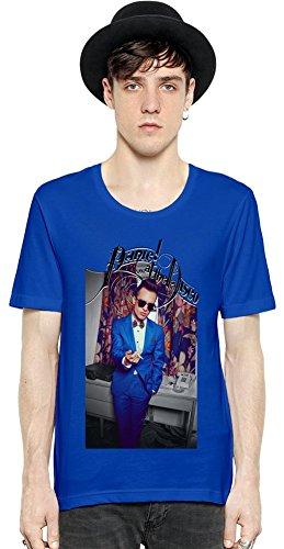 Panic! at the Disco Logo Short Sleeve Mens T-shirt Large -