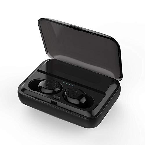 Bluetooth Headset F9 TWSV5.0 binauraler kabelloser Stereo-In-Ear-Kopfhörer mit Bluetooth-Headset und Mikrofon