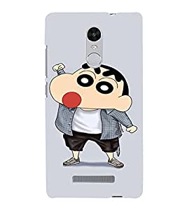 EPICCASE Ching Shang Mobile Back Case Cover For Xiaomi Redmi Note 3 (Designer Case)