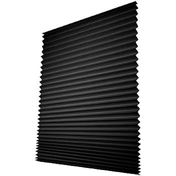 easy fensterfix rollo jalousie plissee lichtschutz aus papier ohne bohren f r fenster. Black Bedroom Furniture Sets. Home Design Ideas