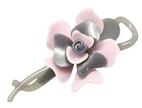 Twist Clip Acryliques Cheveux Ornements épingle à Cheveux Tête Pince à Cheveux Clip Clips
