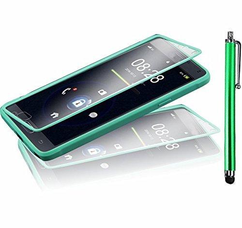 htc-one-m7-case-vandot-2-en-1-accesorios-set-funda-carcasa-de-silicona-tpu-con-tapa-flip-case-cover-