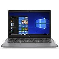 HP-PC Stream 14-ds0005nl Notebook PC, A4-9120e, 4 GB di RAM, 64 GB eMMC, Nero