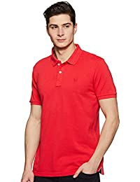 Indigo Nation Men's Solid Regular fit T-Shirt