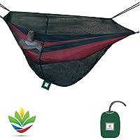 Hammock–Amaca Bliss Net Cocoon–La Soluzione Definitiva per la tua rilassarsi e dormire senza insetti o parassiti