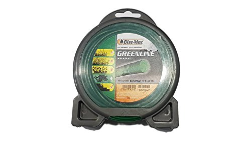 Hilo Desbrozadora Greenline Original Emak–Efco–oleomac redondo 3,0mm, 15Mt