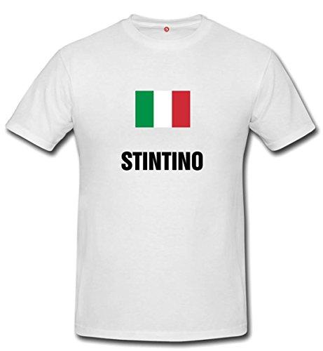T-shirt Stintino bianco