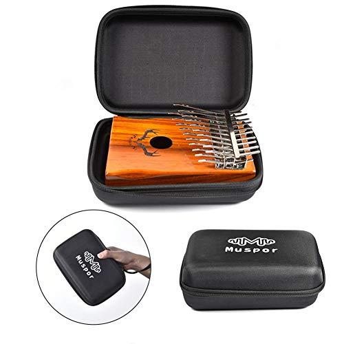 Househome Schlüssel Kalimba Marimba Für Muspor 20/17/15/10 Schlüssel Kalimba Koffer Daumen Piano Case Aufbewahrungsbox Handtasche
